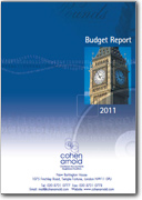 Budget Report 2011