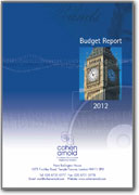 Budget Report 2012