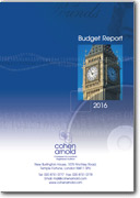Budget Report 2016