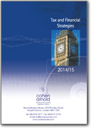 Tax and Financial Strategies 2014-2015