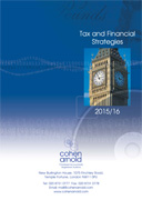 Tax and Financial Strategies 2015-2016