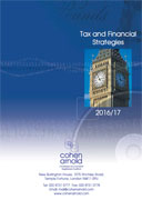 Tax and Financial Strategies 2016-2017