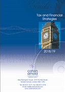 Tax and Financial Strategies 2018-2019