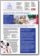 Year End Strategies 2015-2016