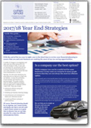 Year End Strategies 2017-2018